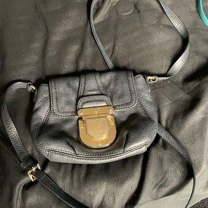 Bag mini, detail on the lock
